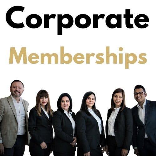 Corporate Membership Options